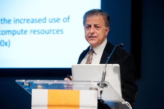 Parviz Moin International CAE Conference 2012 Multimedia